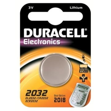 CR2032 Batteri Duracell